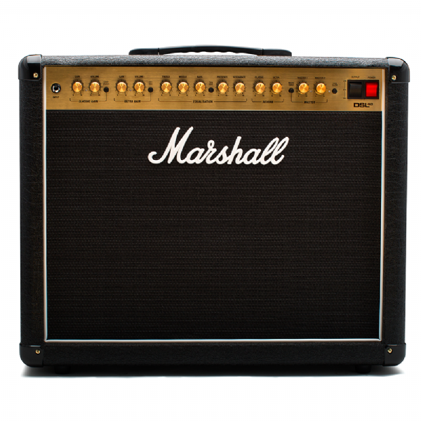 Marshall DSL40CR 40 Watt 1x12 Combo with Reverb